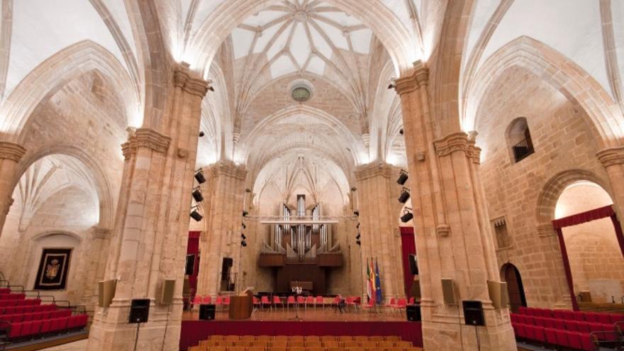Convento de San Francisco de Cáceres / Turismo Extremadura