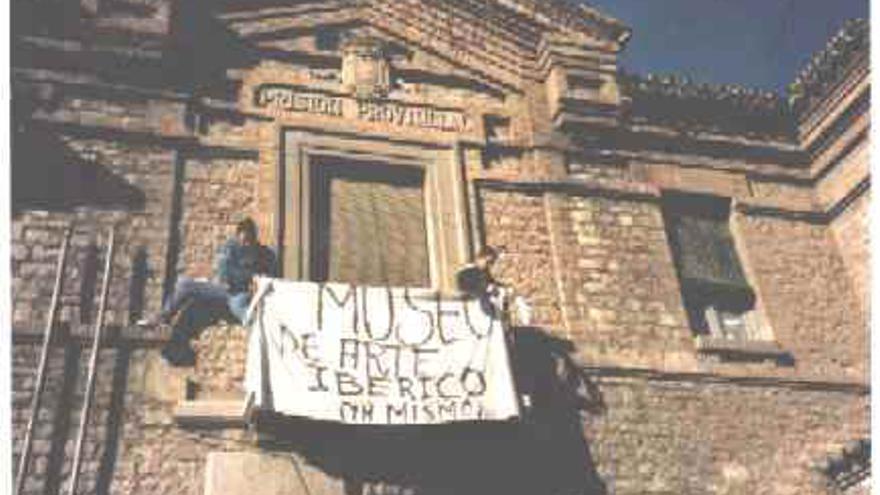 Antigua prisión de Jaén/Asociación Amigos de los Iberos