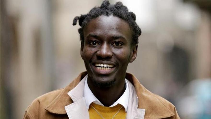 Mamadou Dia, activista senegalés