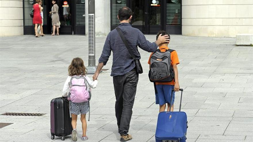 La custodia compartida se duplica en 4 años: ¿la mejor opción para los niños?