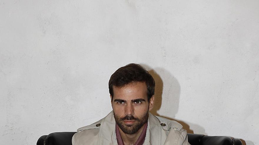 El actor Ángel Caballero