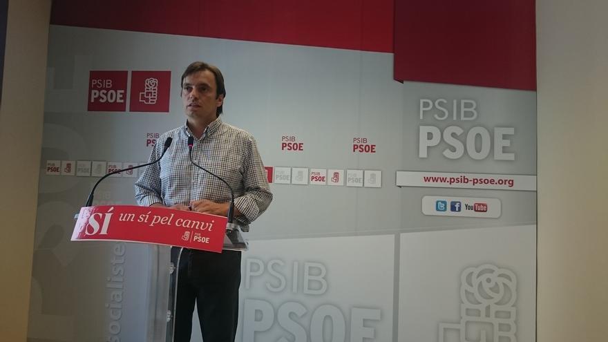 """El PSOE balear dice que """"existen 180 votos que pueden convertirse en una mayoría alternativa"""""""