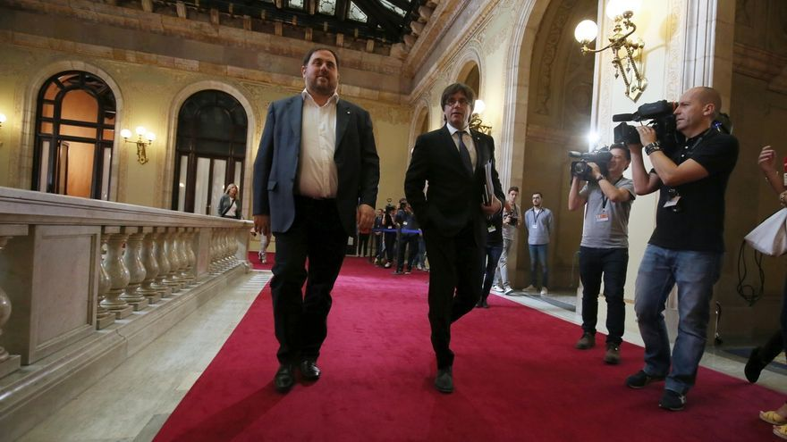 La Generalitat presenta este martes sus Presupuestos sin tener aún el 'sí' definitivo de la CUP