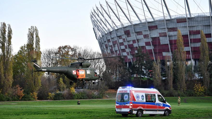 Polonia registra 24.213 nuevos contagios con covid-19 en 24 horas