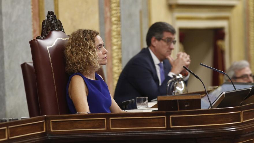 Batet propone una comparecencia de Sánchez y un Pleno de control al Gobierno la próxima semana en el Congreso