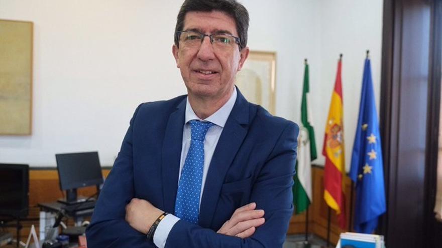 Marín afirma que no comparte España Suma, pero ve posible que PP y Cs vayan juntos en algunas elecciones autonómicas