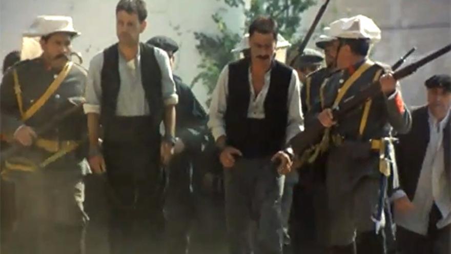 Escena de 'El crimen de Cuenca'