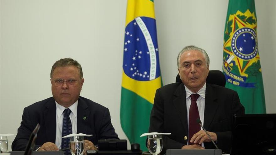 Temer garantiza a los mercados externos la calidad de la carne brasileña