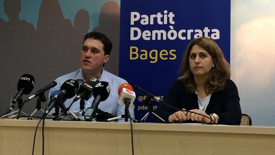 """Bonvehí (PDeCAT) no llevará finalmente a la Fiscalía la filtración de su conversación sobre el """"candidato autonomista"""""""