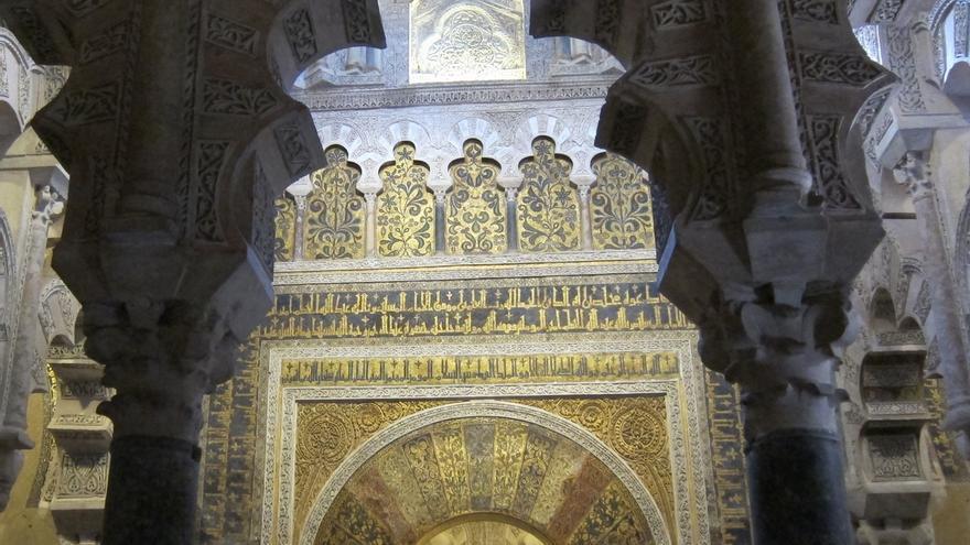 El Gobierno dice al PSOE que no actuará sobre las inmatriculaciones de la Mezquita y el Triunfo de San Rafael