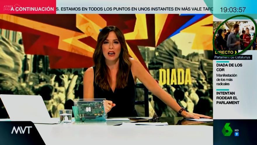 Fotograma de 'Más vale tarde'
