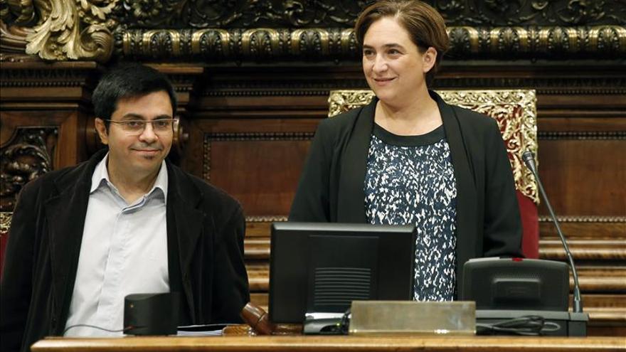 Barcelona denuncia un contrato irregular a una empresa de Pere Pujol