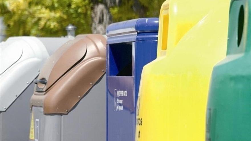 Contenedores de recoclaje (Europa Press)