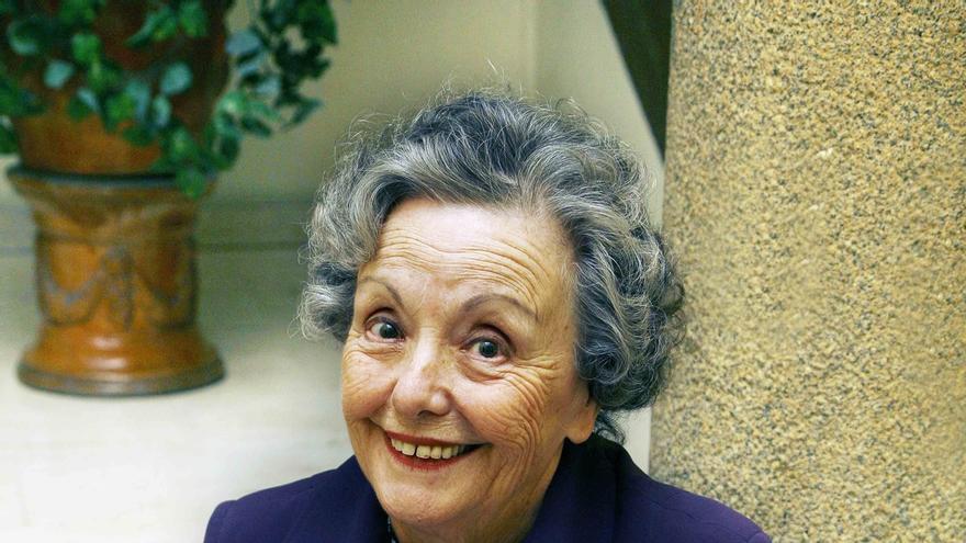 """María Galiana: """"He tenido en la boca a Andalucía allá donde he ido e hice todo lo posible para que tuviera autonomía"""""""