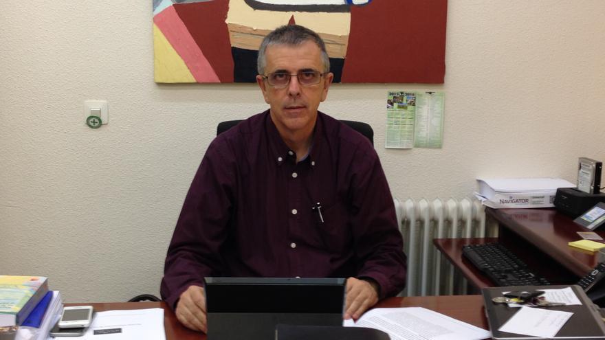 José Manuel Osoro, decano de la Facultad de Educación de la Universidad de Cantabria.