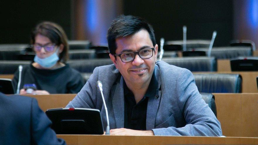 Gerardo Pisarello, en una imagen de archivo en el Congreso.
