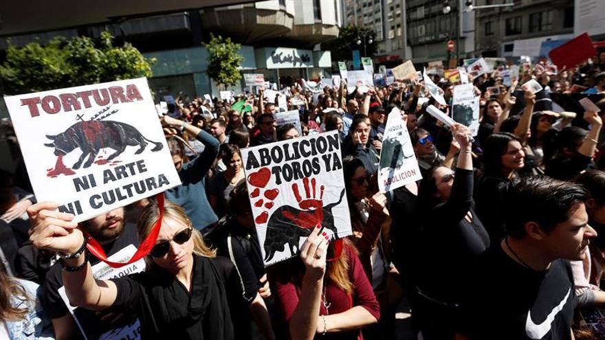 """Pacma pedirá la abolición de la tauromaquia tras becerrada """"cruel"""" en Toledo"""
