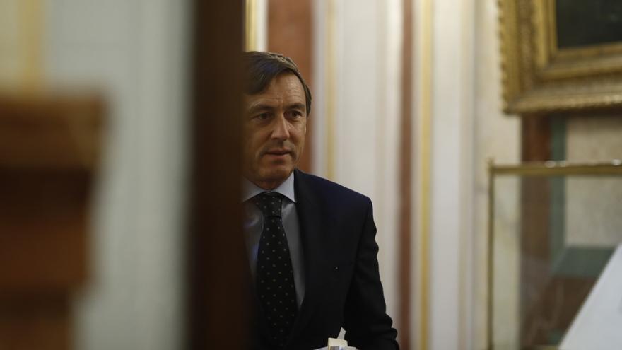 """El PP pide por carta a Pastor que evite """"insultos"""" como los que profirió ERC ayer en el Pleno del Congreso"""