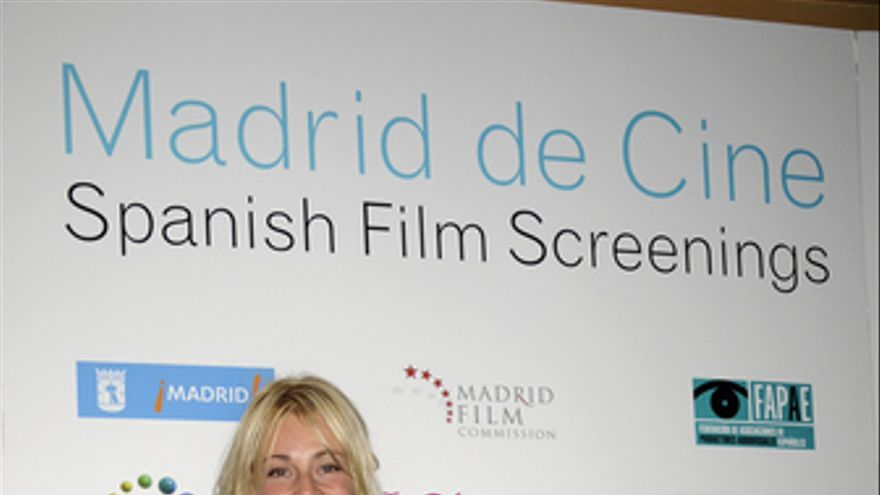 Belén Rueda, madrina del mercado internacional 'Madrid de Cine'