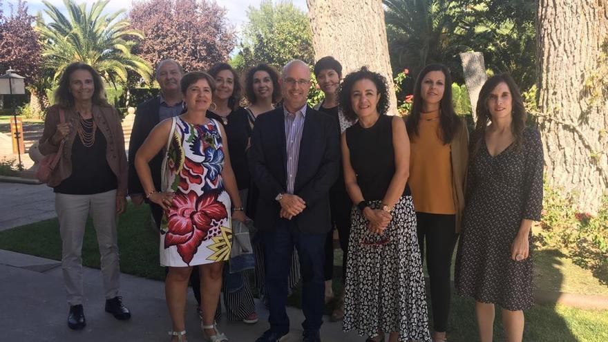 Académicos de la Academia de Cultura Gastronómica de Castilla-La Mancha