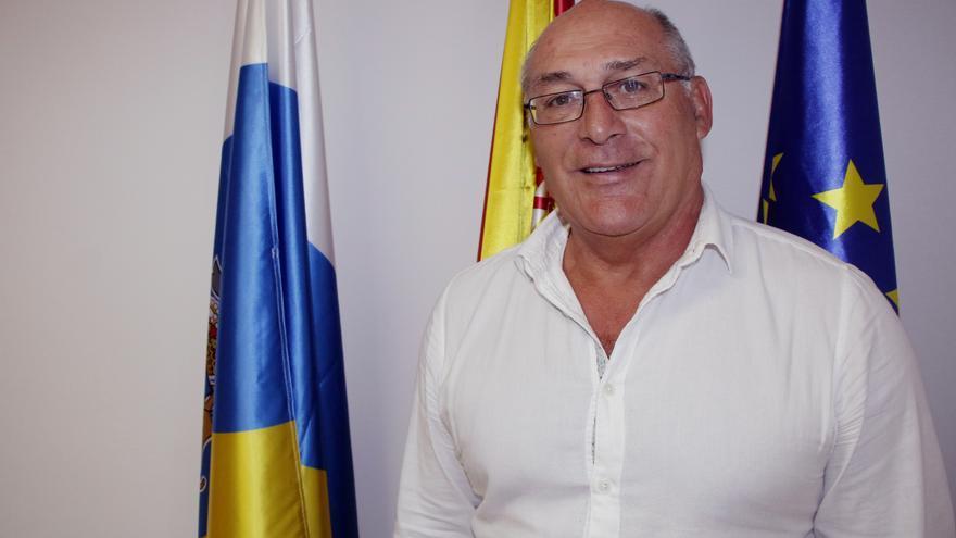 Manolo López, exfutbolista del CD Tenerife y la UD Las Palmas