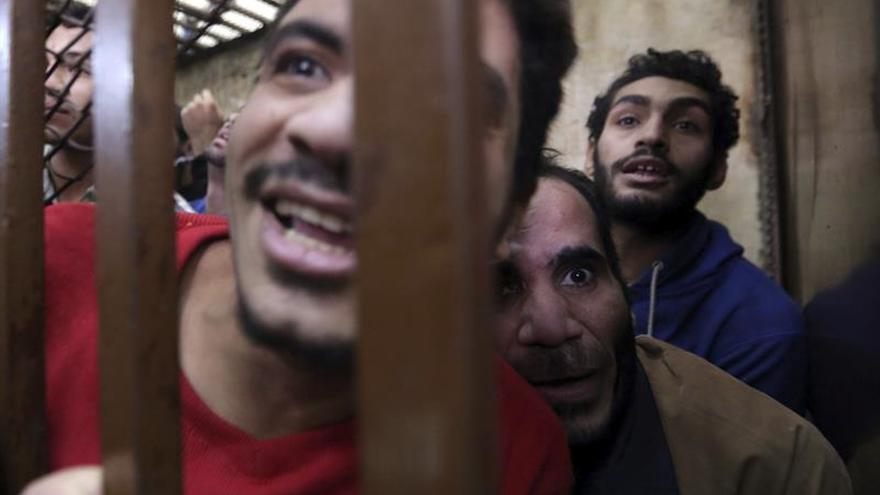 HRW condena la campaña de arrestos en Egipto contra la comunidad LGTB
