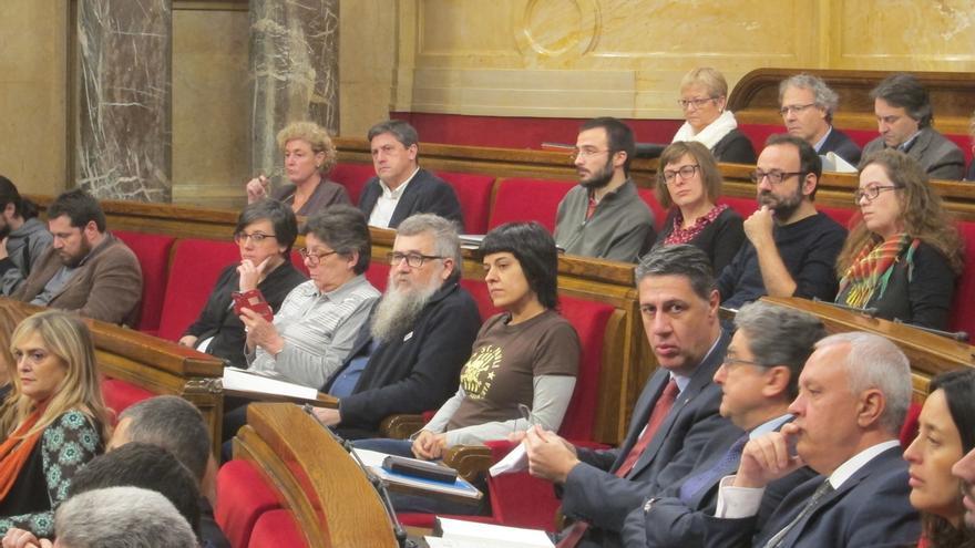 La CUP plantea en el Parlament reprobar al fiscal de la Audiencia Nacional