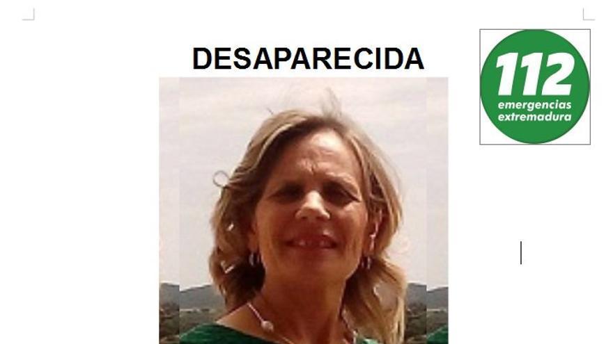 Francisca Cadena desaparecida Hornachos Extremadura