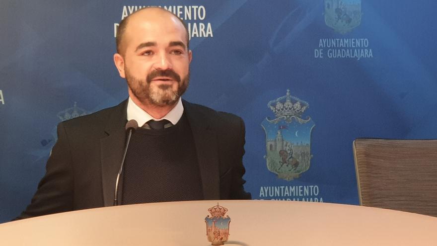 Israel Marco, concejal de Ciudadanos, preside la Comisión de Investigación