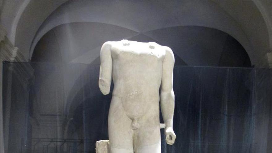 La fuente de Juturna vuelve al Foro Romano 2.000 años después