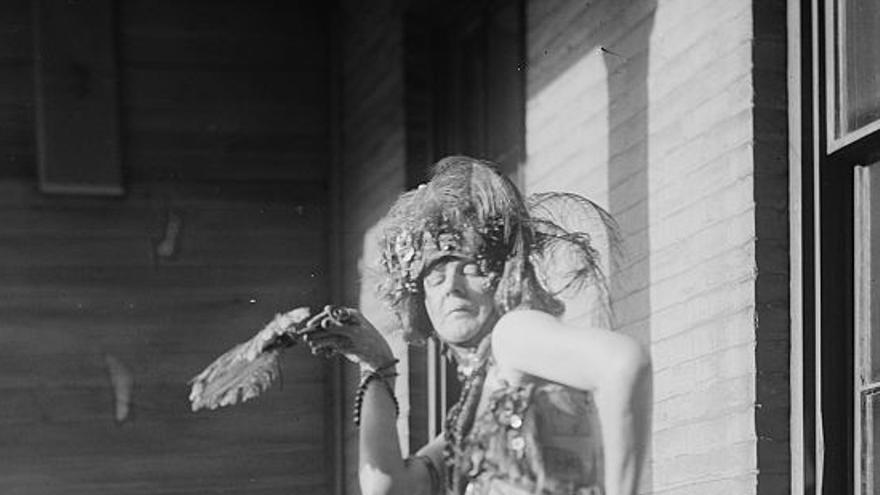 Baronesa Elsa Von Frytag
