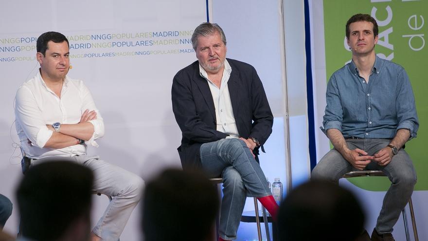 """Pablo Casado tacha de """"decepcionante"""" el comité del PSOE y pide a Sánchez """"responsabilidad y magnanimidad"""""""