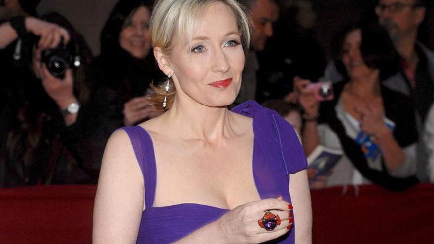 La escritora J.K.Rowling envía los libros de Harry Potter a una niña siria