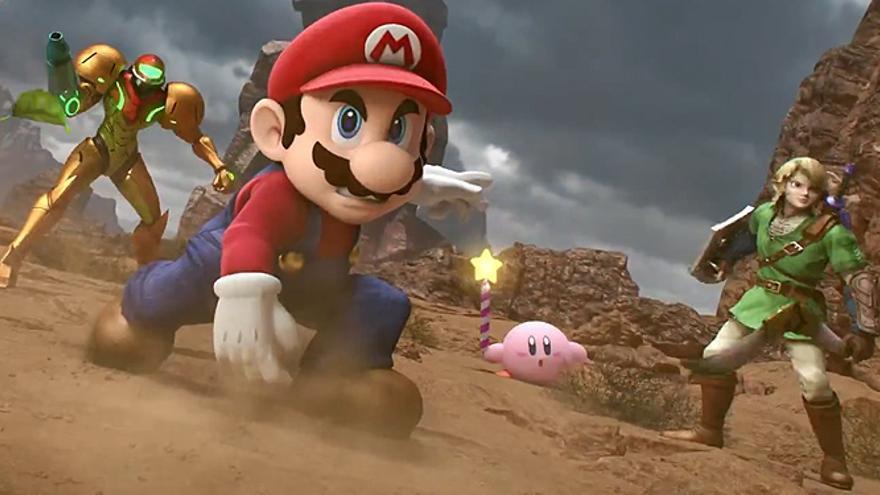 Super Smash Bros. torneo Wii U