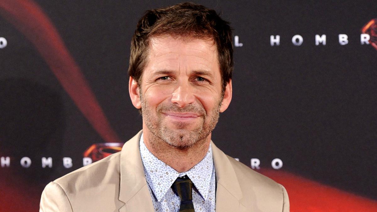 Zack Snyder, en una imagen de archivo