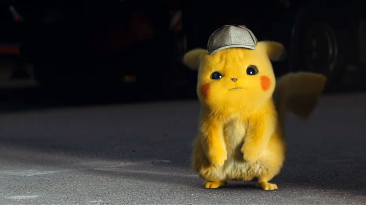 Pikachu en 'Detective Pikachu'