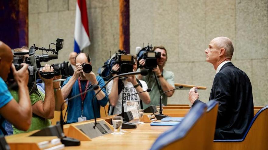 Holanda financió un grupo terrorista en Siria a través de un programa estatal