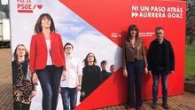 Idoia Mendia presenta el lema de su campaña a lehendakari