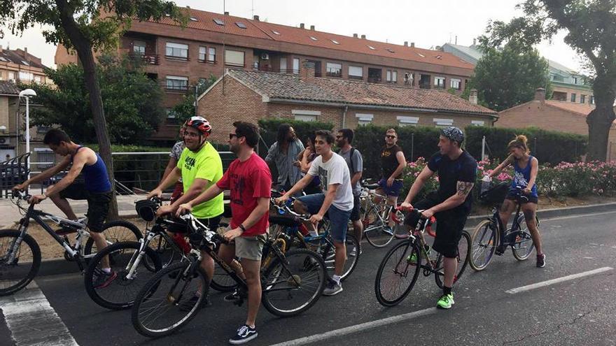 Bicicrítica Toledo