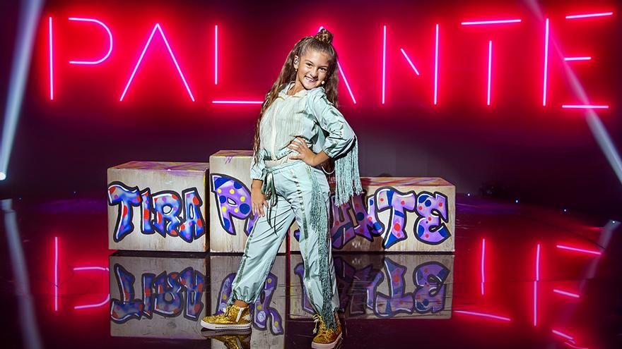 Soleá, nuestra representante en Eurovisión Junior 2020