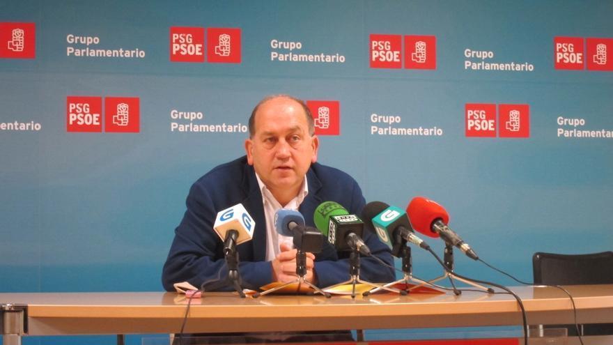 """Leiceaga opina que """"conforme pasa el tiempo, cada vez tiene menos sentido"""" cambiar la gestora del PSdeG"""