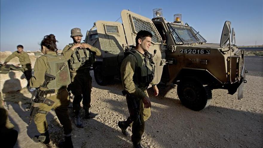 Intensos bombardeos de la aviación israelí sobre distintos objetivos en Gaza