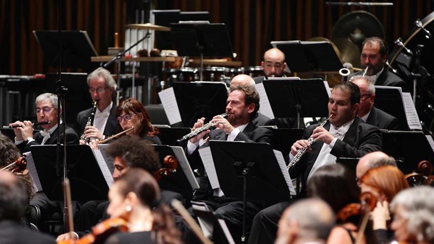 La Orquesta y Coro Nacionales cierran la temporada en el Festival de Granada con el Réquiem de Verdi