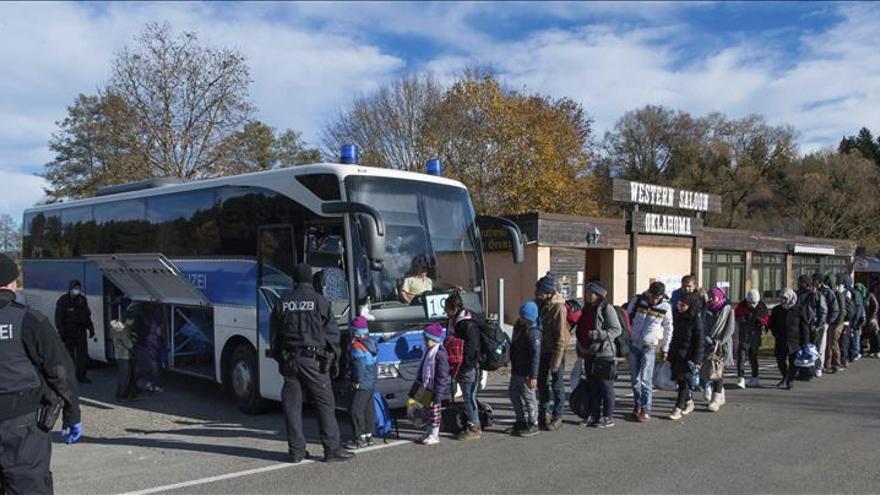 En octubre llegaron a la UE más refugiados que en los nueve meses precedentes