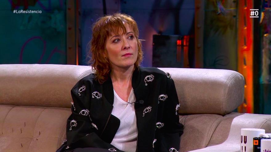 """Incómoda entrevista de Broncano a Nathalie Poza: """"Tenéis un problema que no sabéis a quién invitáis"""""""