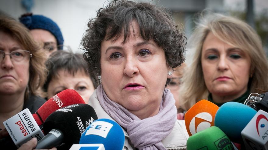 Acuerdan la prescripción de la pena de prisión para María Salmerón por incumplir régimen de visitas