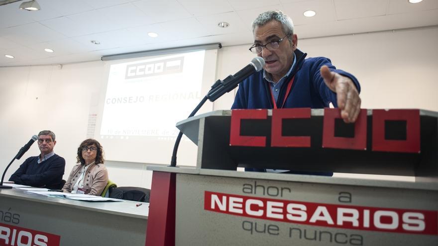 Consejo CCOO estatutos ponencias Congreso EDIIMA20161111 0565 27 - Se incrementó brecha de riqueza entre Cantabria y el resto de España