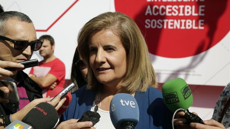 Báñez pide a Sánchez, tras el 25S, que permita un gobierno estable y moderado