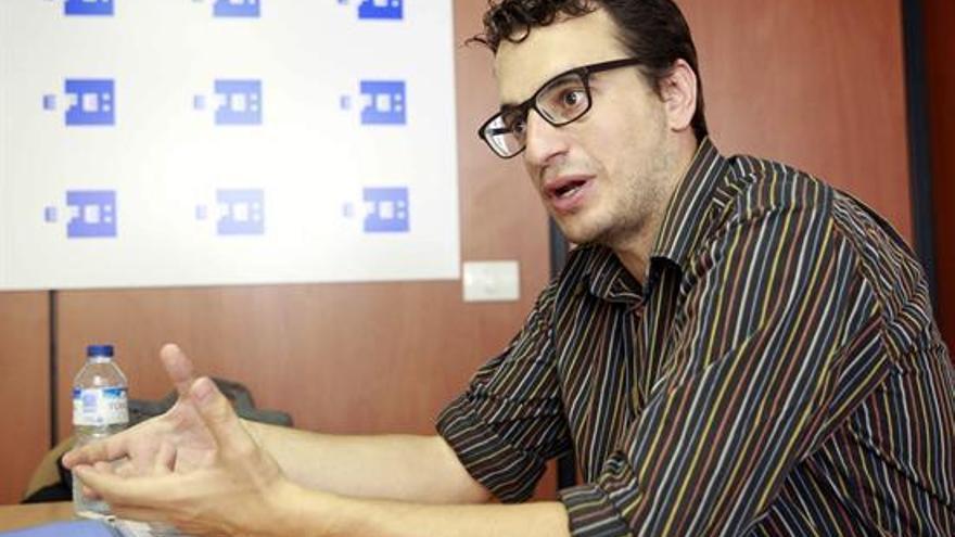 Daniel Tapia, director de la compañía Reymala /Cristóbal García, EFE