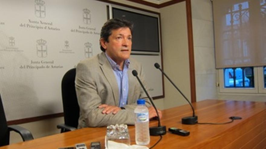 Javier Fernández. (EUROPA PRESS)